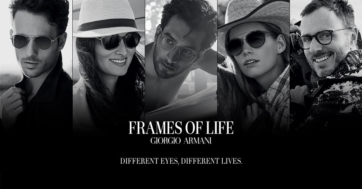 Giorgio Armani | The Specs Factory Outlet
